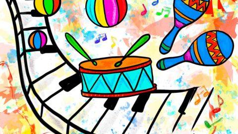 szkolenie dla nauczycieli - Muzyczne niespodzianki - abc forma