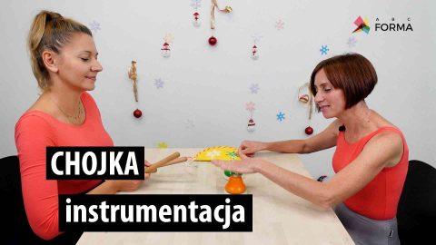 chojka - instrumentacja - zabawy dla dzieci - abc forma