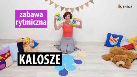 Kalosze - zabawy dla dzieci - abc forma