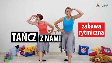 Tańcz z nami - zabawy dla dzieci - abc forma