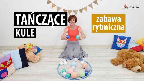 Tańczące kule - zabawy dla dzieci - abc forma